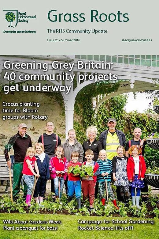 Grass Roots community newsletter