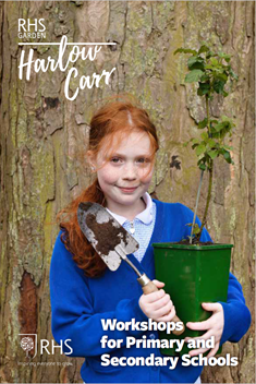 Harlow Carr workshops brochure