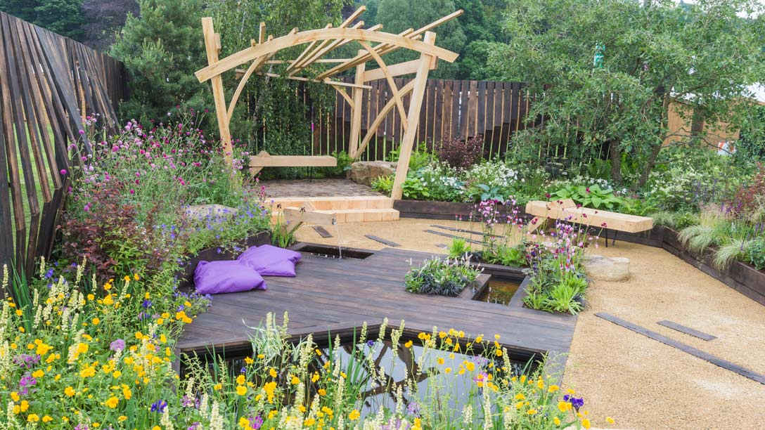 See The Myeloma Uk Show Garden At Rhs Chelsea Flower Show Rhs