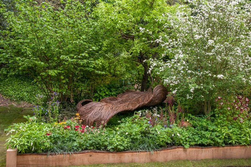 Breast Cancer Haven Garden Chelsea 2015