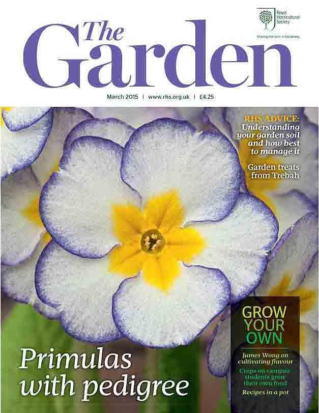 The Garden Magazine Rhs Gardening