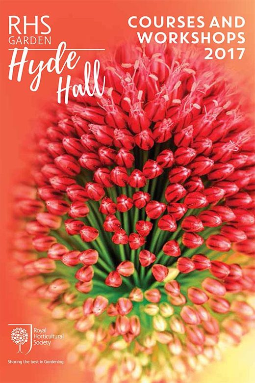 Hyde Hall brochure