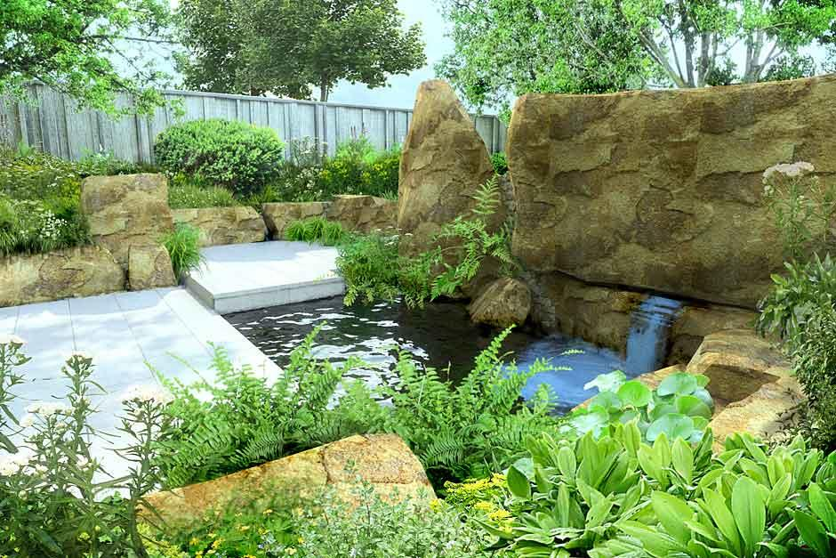 Gardens at rhs chelsea flower show 2016 rhs gardening for Chelsea flower show garden designs