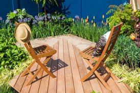 Garden Designs long_lawn__hex_rock_pampenick_bedrockgardens3 garden design calimesa ca Style Advicedesigngarden Style