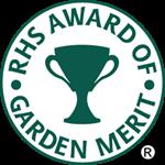 Afbeeldingsresultaat voor rhs award of garden merit
