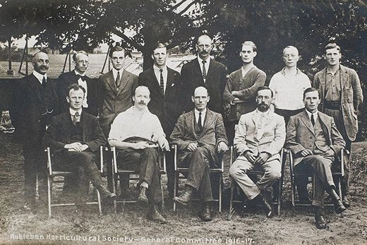 Ruhleben committee members