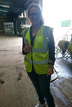 Safety first at Hillier Nurseries