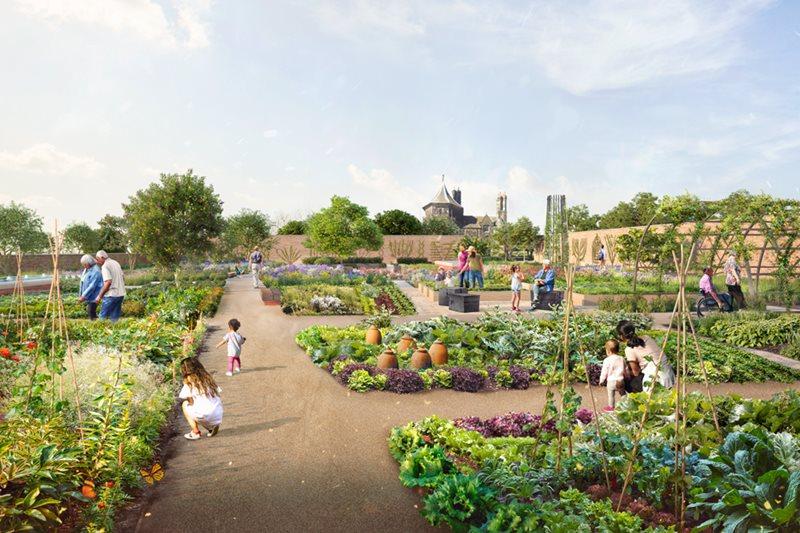 Bridgewater opening date announced / RHS Gardening
