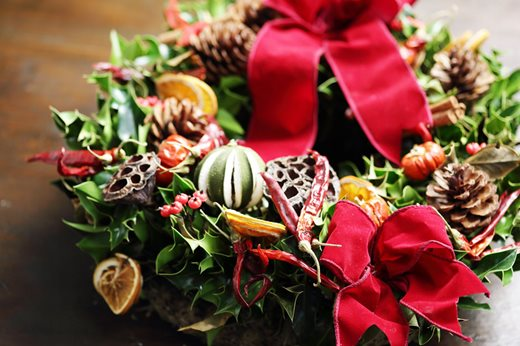 Grow your own Christmas greenery