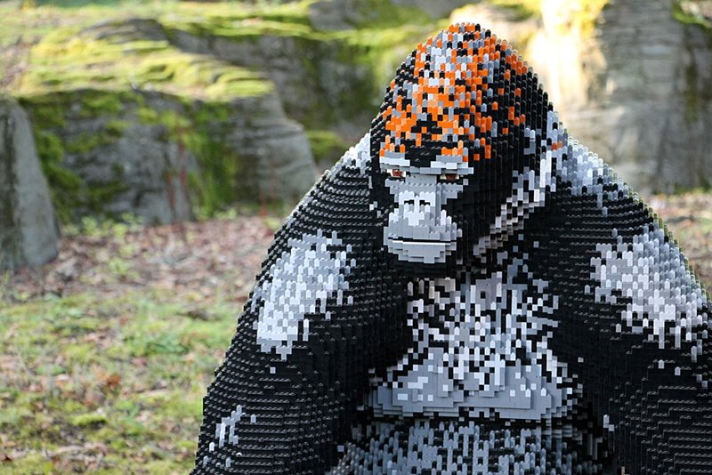 The Great Brick Safari at RHS Garden Wisley - and more fun for