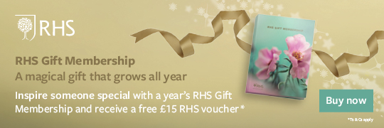 RHS Gift Membership – a magical gift that grows all year