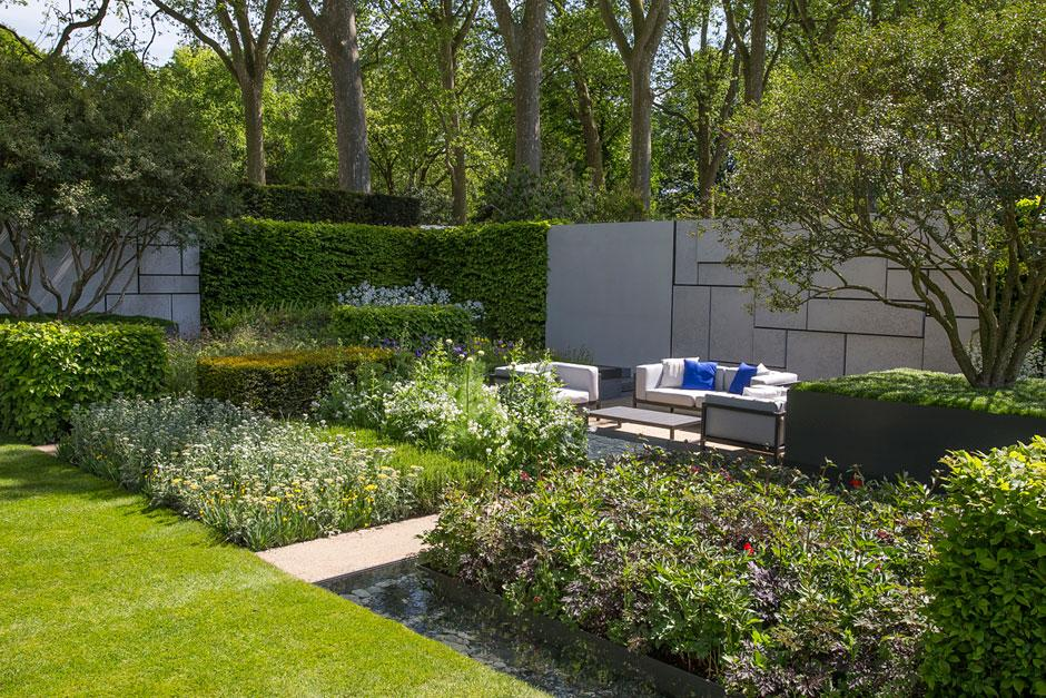 The telegraph garden at the rhs chelsea flower show 2015 for Chelsea flower show garden designs