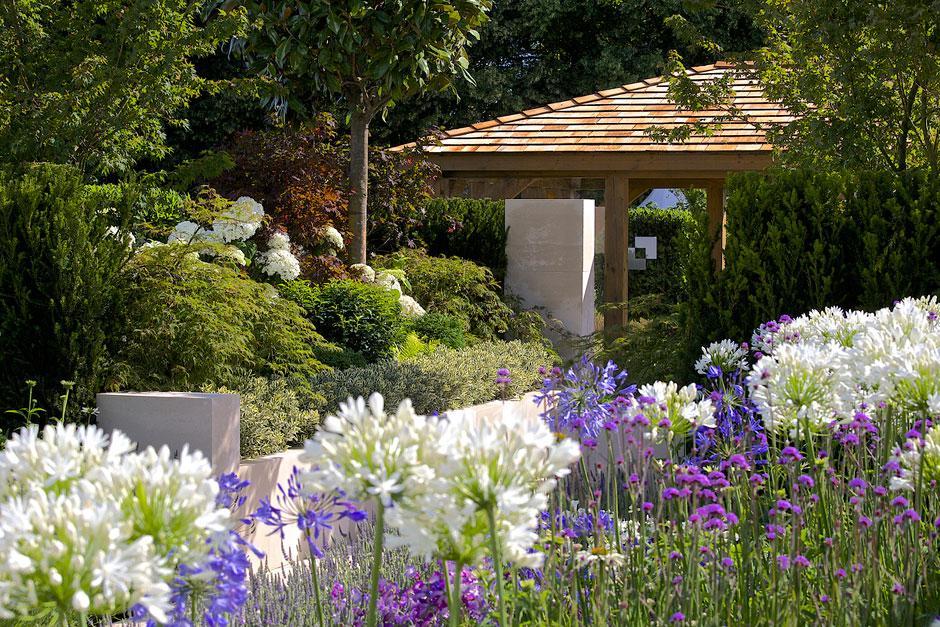 Garden design courses hampton court for Garden design courses
