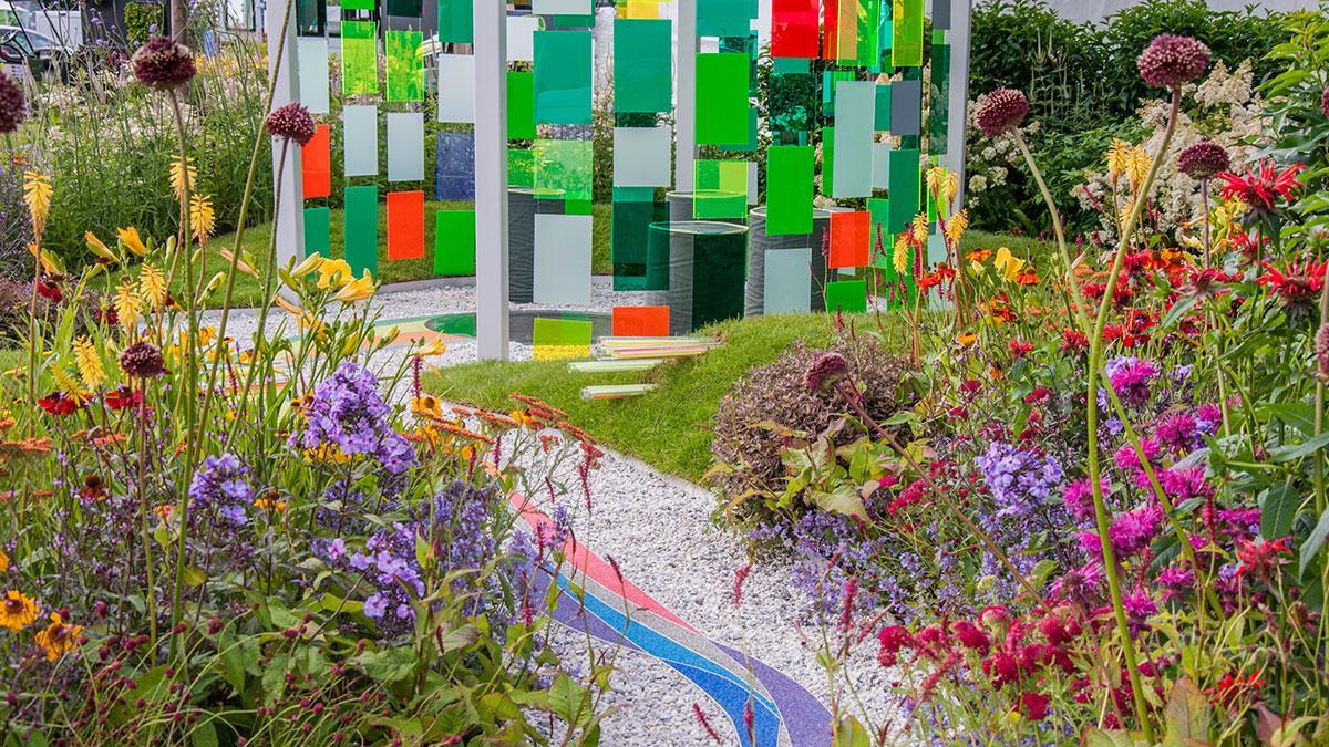 Tatton Park - RHS Flower Show inc. Admission