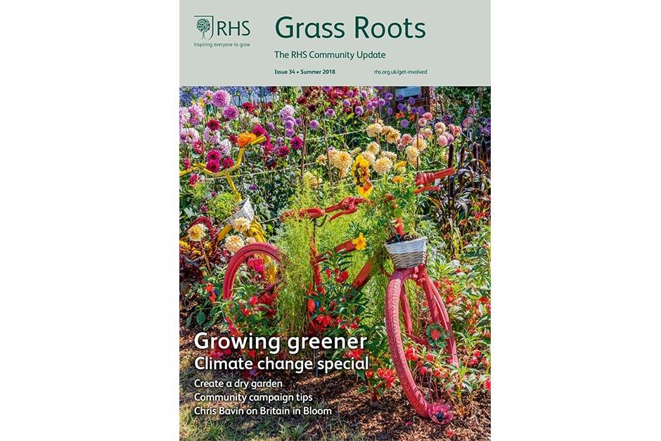 Rhs Publications Media Rhs Gardening