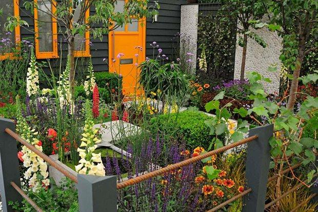 garden design styling your garden rhs gardening. Black Bedroom Furniture Sets. Home Design Ideas