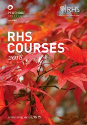 RHS short courses programme at Pershore College