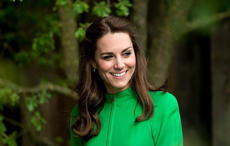 HRH The Duchess of Cambridge