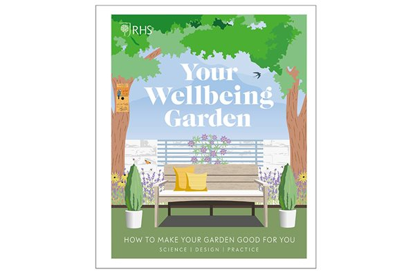 RHS Your Wellbeing Garden book